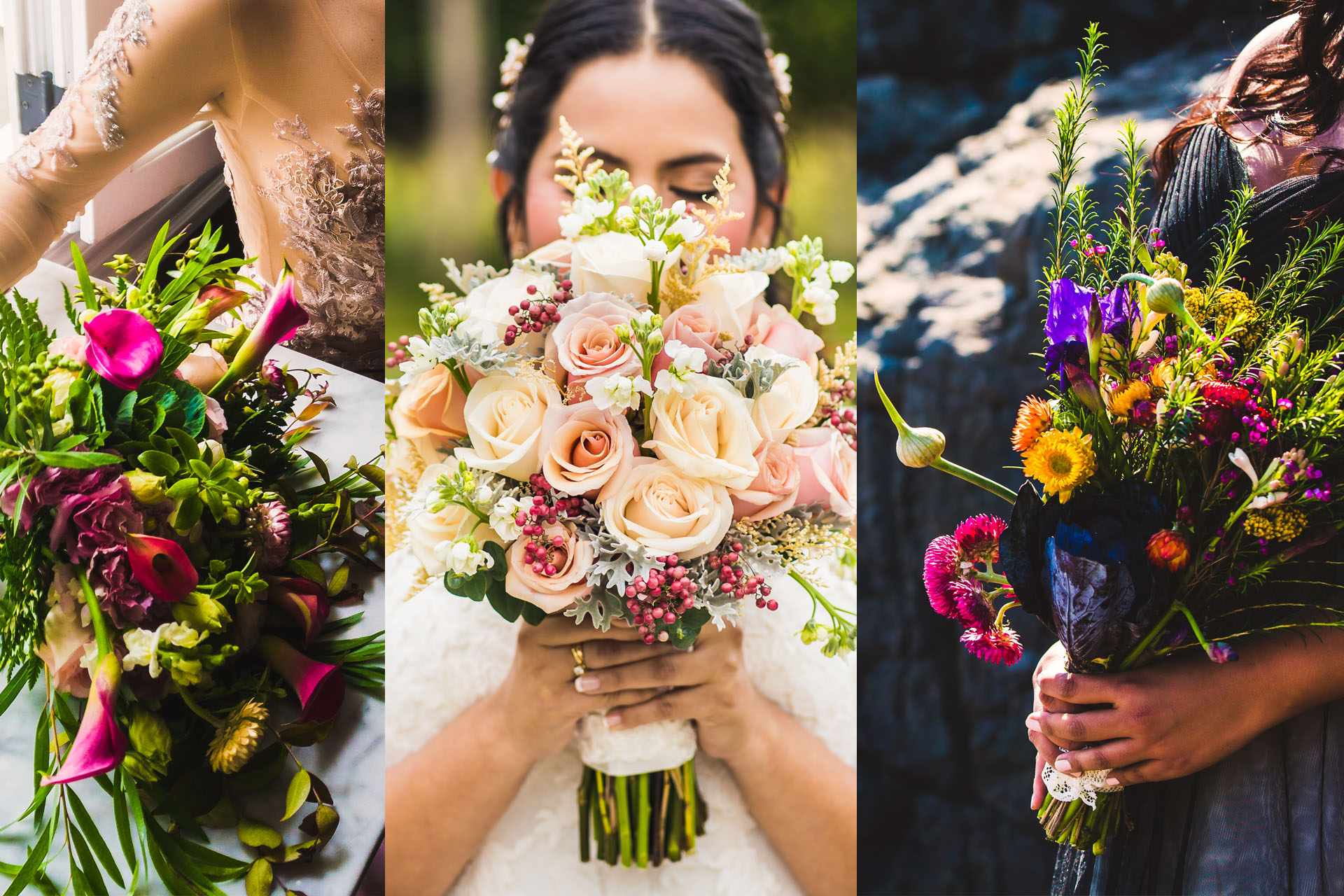 Bouquet de flores para novias en Lima, Perú